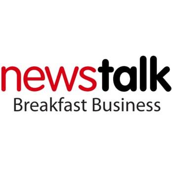 Newstalk Breakfast Business Logo